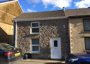 Thumbnail 2 bedroom cottage to rent in Graig Road, Godre'r Graig