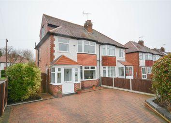 Thumbnail 4 bed semi-detached house for sale in Ashworth Avenue, Ruddington, Nottingham