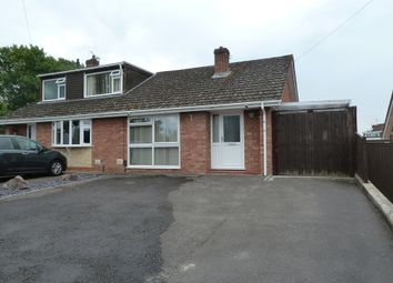 Thumbnail 2 bed bungalow for sale in Althorp Close, Gloucester