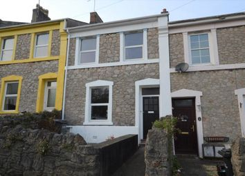Thumbnail 4 bed terraced house for sale in Upton Road, Torquay, Devon