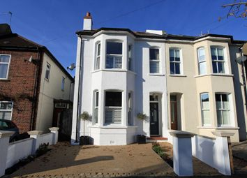 Thumbnail 4 bed semi-detached house for sale in Carnarvon Road, South Woodford
