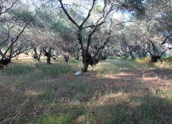 Thumbnail Land for sale in Prasoudi, Kerkyra, Gr