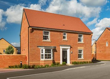 """Thumbnail 4 bedroom detached house for sale in """"Layton"""" at Llantrisant Road, Capel Llanilltern, Cardiff"""