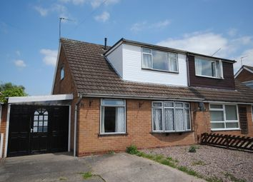 Thumbnail 4 bedroom semi-detached house to rent in Boughey Road, Newport