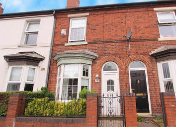 2 bed terraced house for sale in Manor Industrial Estate, Pleck Road, Walsall WS2