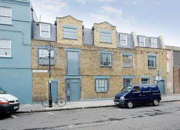 Thumbnail 1 bed flat to rent in Old Bakery Apartments, Bow