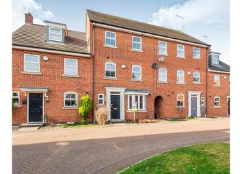 Thumbnail 4 bedroom terraced house for sale in Lyvelly Gardens, Peterborough