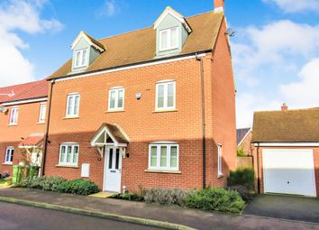 4 bed detached house for sale in Durham Road, Pitstone, Leighton Buzzard LU7