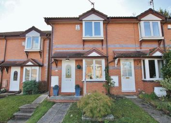 Thumbnail 2 bed terraced house for sale in Larchwood Close, Pensby, Wirral