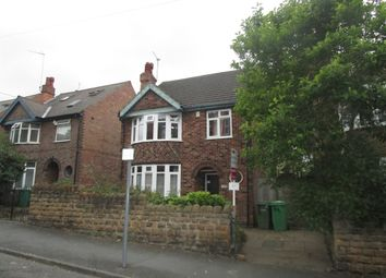 Thumbnail 3 bed detached house for sale in Foxhall Road, Nottingham