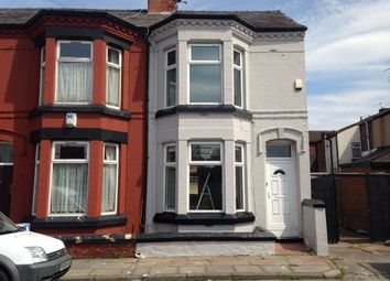 Thumbnail 5 bed end terrace house for sale in 111 Silverdale Avenue, Liverpool