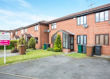 Thumbnail 1 bedroom terraced house for sale in Tregony Way, Stenson Fields, Derby
