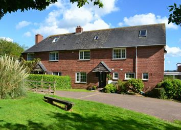 Thumbnail 9 bedroom detached house for sale in Church Hill, Pinhoe, Exeter