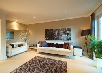 Thumbnail 3 bed mews house for sale in Sterling Place, Weybridge, Surrey