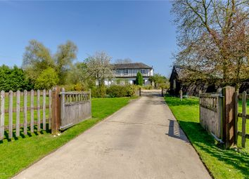 Thumbnail 5 bed detached house for sale in The Green, Eltisley, St. Neots, Cambridgeshire