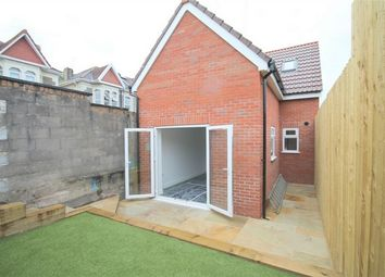 Thumbnail 3 bedroom detached house for sale in Church Road, St. George, Bristol