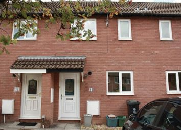 Thumbnail 1 bedroom terraced house to rent in Forge Close, Caerleon, Newport