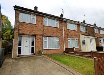 Thumbnail 3 bed semi-detached house for sale in Wheatfield Road, Luton, Bedfordshire