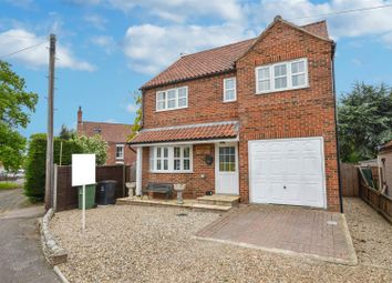 Thumbnail 3 bed property for sale in The Street, Bintree, Dereham