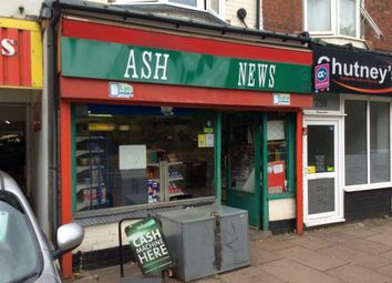 Thumbnail Retail premises for sale in Aylestone Road, Aylestone, Leicester