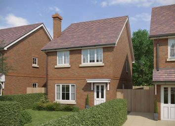 Thumbnail 3 bedroom detached house for sale in Warnford Road, Corhampton, Southampton