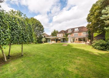 Thumbnail 5 bed detached house to rent in Longwood Drive, London