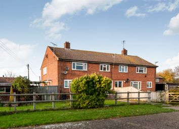 Thumbnail 2 bed property for sale in Edmunds Road, Buxhall, Stowmarket