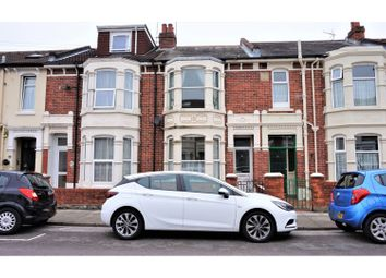 Thumbnail 3 bedroom terraced house for sale in Farlington Road, Portsmouth