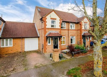 Thumbnail 3 bed semi-detached house for sale in Wenning Lane, Emerson Valley, Milton Keynes, Bucks