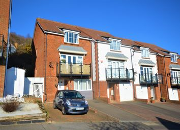 Thumbnail 4 bed end terrace house for sale in Battery Point, Sandgate, Hythe