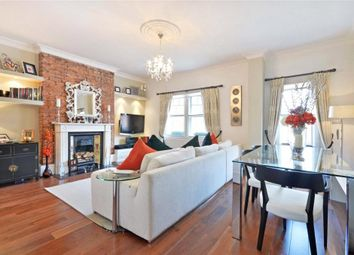 Thumbnail 2 bed flat to rent in Sumatra Road, West Hampstead
