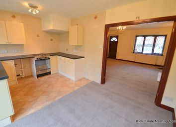 Thumbnail 3 bed town house to rent in Hollin Lane, Middleton, Manchester