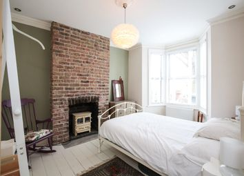 Thumbnail 2 bed terraced house to rent in Greenfield Road, London