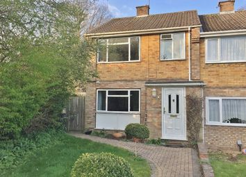 Thumbnail 3 bed end terrace house to rent in Walnut Close, Yateley
