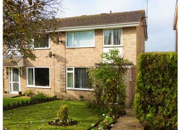 Thumbnail 3 bed semi-detached house for sale in Rampart Walk, Dorchester