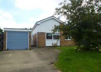 Thumbnail 3 bed detached bungalow for sale in Bellmere Way, Saham Toney, Thetford