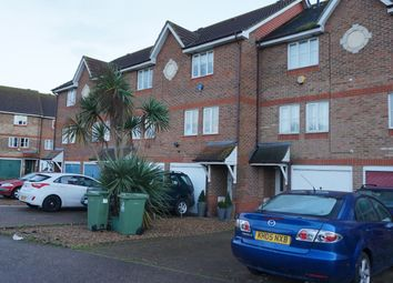 Thumbnail 4 bed terraced house to rent in Redbourne Drive, Thamesmead, London