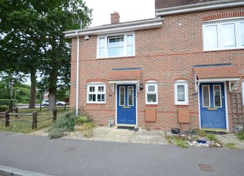 Thumbnail 2 bed end terrace house to rent in Hawkley Way, Fleet