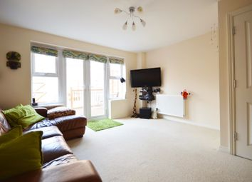 Thumbnail 3 bed town house for sale in Brights Road, Nuneaton