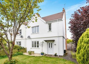 Thumbnail 3 bed semi-detached house for sale in Rynal Place, Evesham, Worcestershire, .