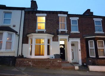 Thumbnail 5 bed terraced house to rent in Room 1, Sheppard Street, Stoke On Trent