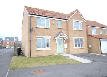 Thumbnail 5 bed detached house for sale in Deerness Heights, Stanley, Crook