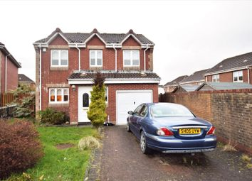 Thumbnail 4 bed detached house for sale in Hazelfield Grove, Airdrie