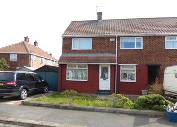 Thumbnail 2 bed terraced house to rent in Corfe Crescent, Billingham