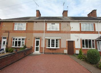 Thumbnail 3 bedroom terraced house for sale in Mill Lane, Sharnford, Hinckley