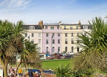 Thumbnail 2 bed flat for sale in Den Crescent, Teignmouth, Devon