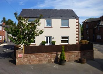 Thumbnail 3 bed end terrace house for sale in Longtown Road, Brampton, Cumbria