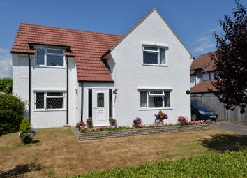 Thumbnail 3 bed detached house for sale in South Avenue, New Milton, Hampshire