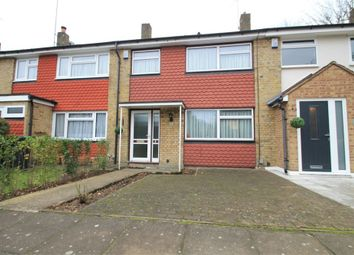 Thumbnail 3 bed terraced house for sale in Hydefield Close, London