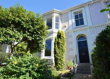 Thumbnail 4 bed terraced house for sale in Park Terrace, Falmouth